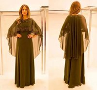 Unique Neck Designer Mother of the Bride Groom Dresses 2022 with Illusion 3 4 Sleeves Chiffon Lace Applique Empire Ruched Zipper Long Evening Party Prom Dress