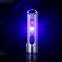 Tip-C Hızlı Şarj 500LM 5-Renkler Çok Amaçlı EDC El Feneri UV Işık RGB Renkli LED Torch Fener
