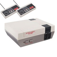 مصغرة تلفزيون فيديو الرجعية الكلاسيكية 620 ألعاب محمول لعبة بروتابلي لعبة ل NES FC الألعاب Playrs مع AV كابل ومربع التجزئة