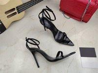 """2021 Fashion Designer Womens Shoes Bottom High Heels Nude Black Leather Pointed Toes Pumps ysl"""" Dress Shoes Mid Heeled Shoes nmnjhhjjkjklkklkl,,."""