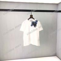 21ss дизайнеры Tee Pastel сезон наивный нерегулярный звездное небо мужские женские футболки пожарные акварель мужчина парижская модная футболка с коротким рукавом роскошь футболки