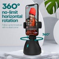 السيارات الذكية اطلاق النار selfie عصا 360 درجة دوران الوجه كائن تتبع الهاتف حامل الهاتف gimbal ل دفق الحية vlog فيديو تسجيل فيديو