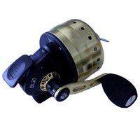 3.6: 1 металлический вращающийся литой баноссоубука литья катушка вращающаяся внутренняя линия стрельба рыбного колеса встроенный закрытый BL30 барабан