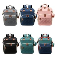 Diaper Bags Multi-use Large Mummy Baby Nappy Backpack Mom Changing Travel Bag Convenient Nursing