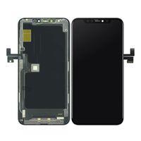 Touch-Panels für iPhone X XS XR 11 PRO MAX LCD-Bildschirmanzeige Digitizer-Baugruppe mit 3D-Berührung 100% streng tesed Keine toten Pixel