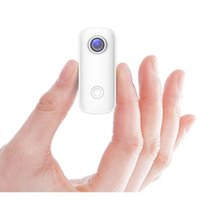 BOBLOV Mini Thumb Камера Wi-Fi 1080 P30FPS / 2K 30FPS H.265 Action Sports 30M Водонепроницаемый Case Camer Cam DV видеокамеры Камеры