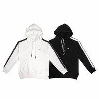 Homens dos desenhos animados camisolas P letra impressão de alta qualidade hip hop webbing estilo esportes hoodie europeu grande tamanho s-xl