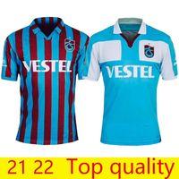 Thai Quality 21 22 Trabzonspor Mens Soccer Jerseys A. Nwakaeme C. Ekub Gervinho B.Peres Accueil Chemise de football Ventilateurs à manches courtes Uniformes adultes