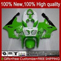 Bodywork Body For KAWASAKI NINJA ZX-750 factory green new ZX7R ZX750 ZX 7 R ZX 750 28HC.4 ZX 7R 1996 1997 1998 1999 2000 2001 2002 2003 ZX-7R 96 97 98 99 00 01 02 03 OEM Fairing