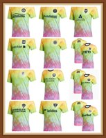 MLS 21 22 Pre Match Football DC Inter Miami Unité Soccer Jerseys 2021 2022 Nashville Los Angeles La Galaxy Atlanta Orlando Seattle Sondeurs Lafc City York Shirts