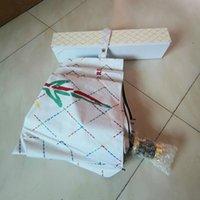 Sun-Regenschirm 3 Falten Sie vollautomatische Blumen-Regenbrellaparasol mit Geschenkbox für VIP-Client