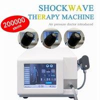 Extrakorporale Shockwave-Therapie-Maschine behandelt ED-Schmerzlinderung Massager Relaxation Shock Wave Physiotherapy-Behandlung Instrument