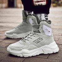 Jinbaoke Winter Men Sneakers مع الفراء 2020 أفخم الحفاظ على حذاء الثلوج الدافئة في الهواء الطلق الاحذية للرجال الرياضة المدربين الأحذية الجلدية