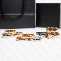 Designer anelli anello di moda pietre unisex mens donna gioielli gioielli accessori