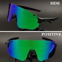 Polarized 4 Lens Cycling Glass Road Bike Men Women Sport Sunglass Bicycle MTB Goggle Retro Driving Fishing Eyewear Uv400