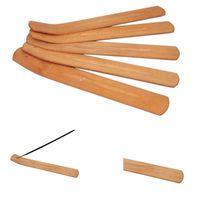 New Home Sundries Registro Natural Incenso Stick Ash Burner suggerito Candelesk Shelf Accessori per incenso Accessori all'ingrosso