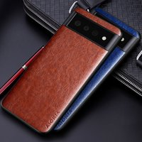 Cases for Google Pixel 6 Pro 5G with Business solid color design phone