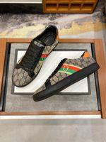 Sconto del 40% Italia Ace Categorie Men Luxurys Designer Scarpe Comfort Casual Comfort Breathes Donne Ricamo Tecnologia Tecnologia Scarpe da ginnastica con scatola originale