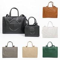 Telfar 핸드백 숙녀 어깨 가방 여성 패션 가방 스타일 Luxurys 디자이너 핸드백 가죽 높은 quanlity 지갑