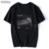 슬픈 레트로 애니메이션 울고 눈 Vaporwave 티셔츠 여름 스타일 미학 일본 90 년대 빈티지 T 셔츠 streetwear 210707