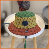 Chapéu de Sol Bucket chapéu mulheres chapéus luxurys designers bonés bonés bonnet beanie verão design moderno chapéu tampão mens mulheres 2105183ly
