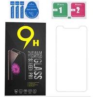 Protecteur d'écran de téléphone de verre trempé de 0,3 mm pour iPhone13 iPhone 13 12 11 Pro Max XR XS 8 7 6 6S Plus Samsung A01 A11 A1A A01-CORE A01S A02 A02S LG Stylo7 Stylo6