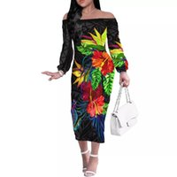 Casual Dresses HYCOOL Wholesale Items For Business In Bulk Fall Long Sleeve Women Bodycon Sexy Off Shoulder Wedding Guest Party