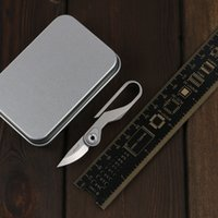 Грин Thorn многофункциональный титановый сплав ключ цепь цепи комбинированного ножа M390 Кемпинг Открытый Портативный Мини Складной Нож EDC Инструмент