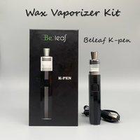Beleaf Kpen Vape Starter Kit E Zigarette Smart Batterie 500mAh Variable Spannung Vorheizungswachs DAB Stift 510 Gewinde Dicköl