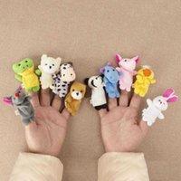 Kinder Plüschhandschuhe Finger Puppen Puppe Spielzeug Für Kinder Gefüllte Tiere Puppen Hand Spielzeug Baby Jungen Mädchen Bettzeitgeschichte Märchen Fairy Tales