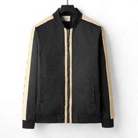 21ss Tasarımcı Erkek Ceket Bahar Sonbahar Ceket Windrunner Moda Kapüşonlu Ceketler Spor Rüzgarlık Rahat Fermuar Mont Adam Giyim Giyim Boyutu M-XXXL G1