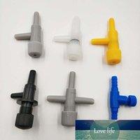 10 teile / los Tank Lautsteuerungventil Aquarium Luftregler Ventil Einstellbare Sauerstoffpumpe Durchflussrohr Rohrteiler