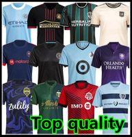 MLS 2120 Los Angeles Lafc Lafc Inter Miami Jersey Soccer 2122 Portland Sporting Kansas City Cincinnati Atlanta D.C United Minnesota York Football Shirs