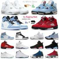 retro 11s 12s 4s 5s Basketball Shoes Scarpe da basket Mens Trainers 5s alternativo Uva Luce Aqua 12s Università oro scuro Concord 13s Flint Aurora Verde Sport Sneakers