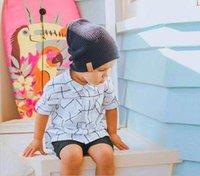 Kinder Mützen Kind Gestrieben Hüte 8 Massivfarben Warme Winterhut Concis Style Mode Jungen Mädchen Baby Mütze LLA1029