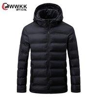 럭셔리 브랜드 남성용 다운 자켓 다운 자켓 남성 캐주얼 패션 겨울 휴대 성 따뜻한 90 % 하얀 오리 후드 윈드 브레이커 9XL 남자 코트 ostwea