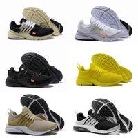 Air Brand Max Presto White Prestos Shoes OFF Venta de alta calidad 2021 V2 Ultra Br Tp QS Black White X Zapatos deportivos Diseñador barato