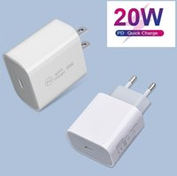 20W PD USB Wall Chargers Power Delivery Quick Charger Adapter TYPE C Plug Fast Charging factory Quality