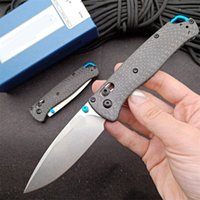 Bench BM 535-3 Folding Knife S90V Blade AXIS Carbon Fiber Handles BM485 BM940 UT85 DOC LUDT Exocet Godfather 920 26S Outdoor Hunting Camping Self Defense Pocket Knives