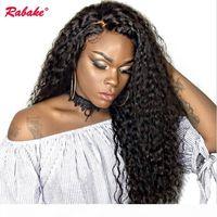 Brezilyalı Bakire Remy Tam Dantel İnsan Saç Peruk Rabake Perulu Afro Kinky Kıvırcık Glitess Ipek Tam Dantel Peruk Kap Perruques Siyah Kadınlar için Perruques