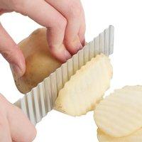 Картофельные чипы из нержавеющей стали французские фри