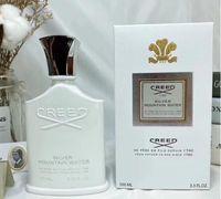 في Stock Creed Silver Mountain Water 100ml Men Perfume Men's Eau de Parfum EDP 3.3 Fl.oz