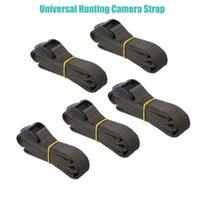 Jaktkameror Boblov 5PCS Universal Safe Guard Ersättningsremmar för CT007 CT008 SG-880 LTL Trail Camera Tillbehör