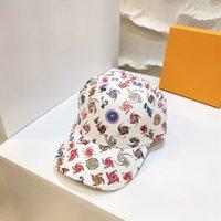 Designer Eimer Hut Männer Frauen Baseballmütze Sommer Outdoor Sport Luxurys Golfplatten Sun Hüte Einstellbare Hohe Qualität 6 Farben Nizza