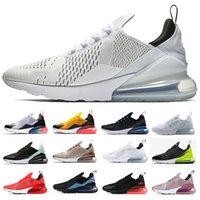 2021 Cushion 270 Spor Erkek kadın Koşu Ayakkabıları CNY Gökkuşağı Topuk Trainer Road Star Platinum Jade Bred Tasarımcı Sneakers Boyut 36-45