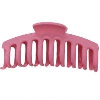 7UT NET rot Große Bad Barrettes Haarnadel Kopfschmuck Kopfschmuck Koreanische praktische Clips Einfache Meiste Große Top Clip Haarnadel