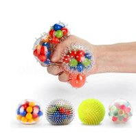DHL Hot DNA Squish Squish Ball Ball Squeeze Color Sensory Toy Relieve Tension Home Travel andFree Office Uso Diversión para Niños Adultos FY9409