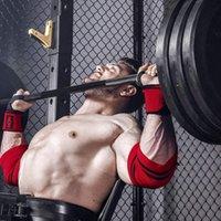الدعم المعصم Innstar برو الصف يلتف للرفع رفع قوة رفع قوة الصالة الرياضية قوة التدريب الرجال مع حقيبة حمل
