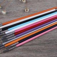 Nail Brushes 12Pcs Art Brush Decorations Set Tools Professional Painting Pen For False Tips UV Gel Polish