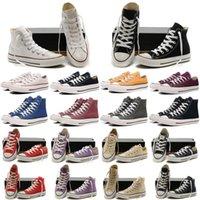 1970-х годов Случайные белые туфли Все размеры 35-44 Спортивные звезды Низкий Высокий Классический Холст 1970 Обувная Обувная Обувная Обувная Обувная Обувная Кроссовки Мужская Женская платформа Snaker Star Chuck 70 Chucks